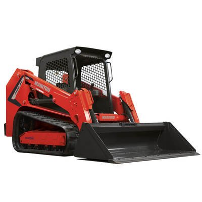 Chargeuse sur chenilles Manitou 2500RT NTX:3 - 1
