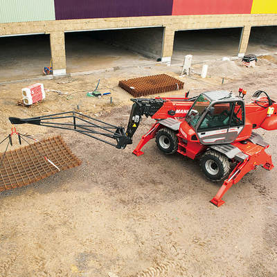 Potence extension Manitou P600 - 3