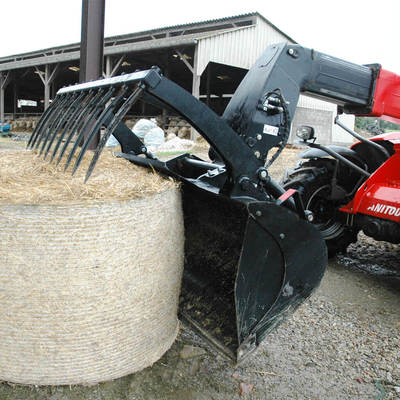 Godet multifonctions agricole FO Manitou CBG2100 FO - 7