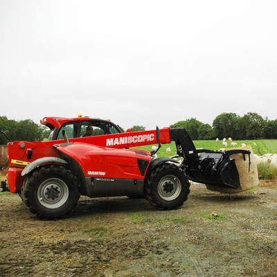 Godet multifonctions agricole FO Manitou CBG2300 FO - 2