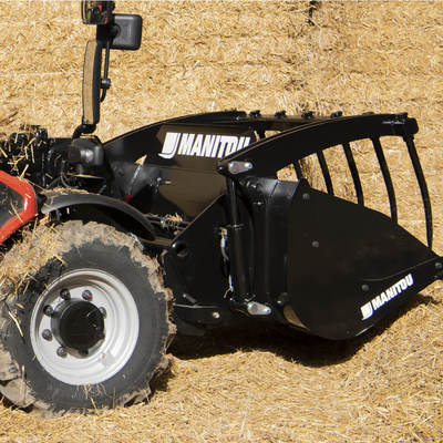 Godet multifonctions agricole FO Manitou CBG2300 FO - 9