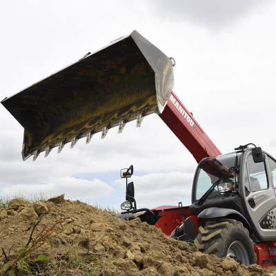 Godet construction Manitou CBC650L-1850 - 1
