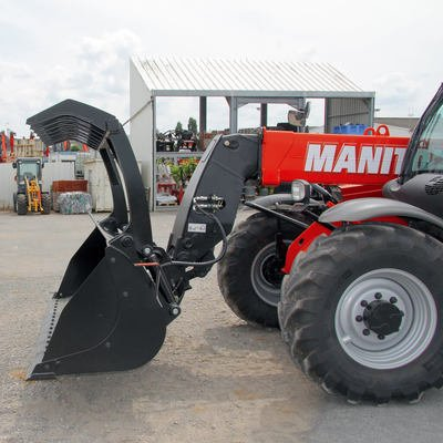 Godet multifonctions agricole MS Manitou CBG2450MS / MLT845 - 3