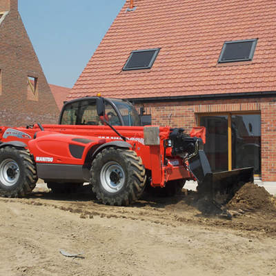 Godet construction Manitou CBC700L-1950 - 4
