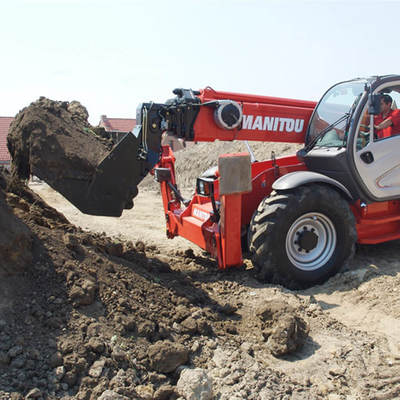 Godet construction Manitou CBC650L-1850 - 5